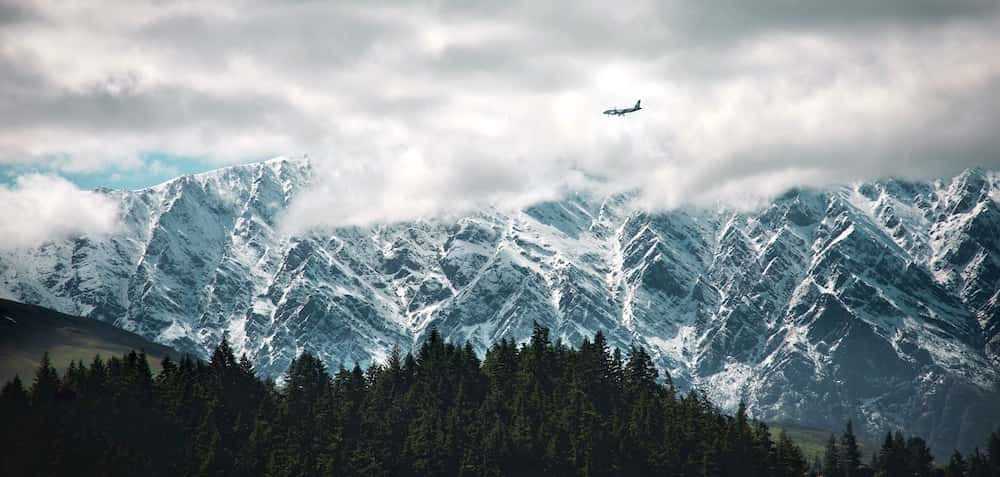 New Zealand Mountains
