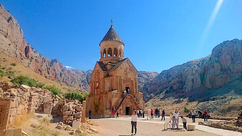Areni Winery, Noravank
