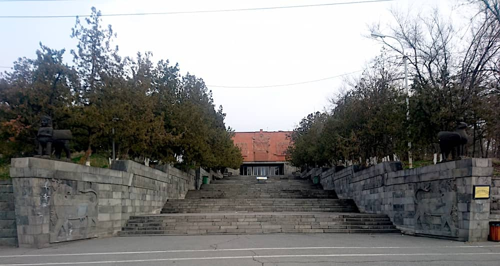 Erebuni Historical and Archeological Museum-Reserve